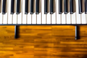 Piano keyboad