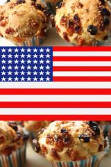 USA Muffin