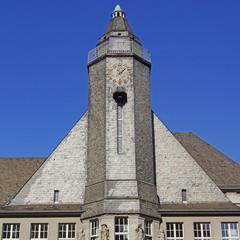 Historische Rathaus in SCHWERTE ( bei Dortmund )
