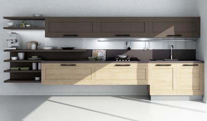 Küche als Visualisierung II