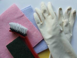 limpieza doméstica