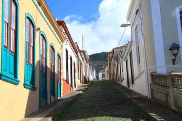 Town of Santo Domingo de Garafia