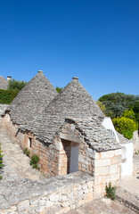 "Traditional ""Trulli"" houses"