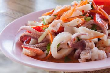 sea food Thailand