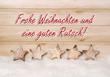 Frohes Fest und guten Rutsch!