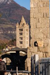 Collegiata di Sant'Orso, Aosta, Valle d'Aosta, Italia