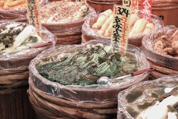 漬物 日本食