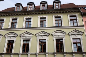 Historisches Haus in Weimar