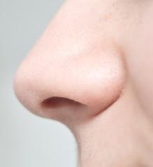 woman nose