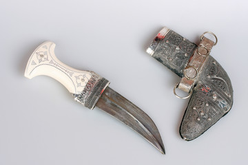 Traditional Oman dagger