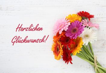 Blumentrauss