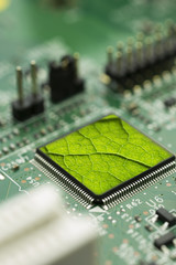 Green technology  - Stock Image