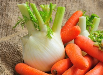 Finocchi e carote
