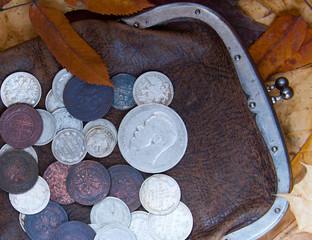 old purse