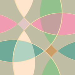 seamless abstract background , vector illustration