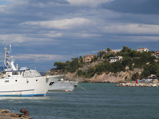 Porto Santo Stefano,Grosseto,Toscana,il porto