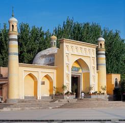 Id Kah Mosque, Kashgar, Xinjiang privince, China