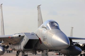 那覇基地 エアーフェスタ F-15