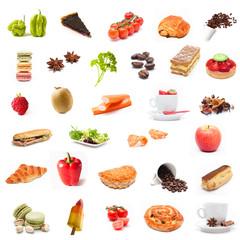 composition ingrédients nourriture