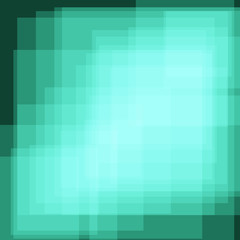 Colored background with squares. Raster. 3