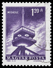 tower of Miskolc