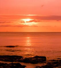 Setting Sun Bay View