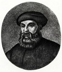 Ferdinand Magellan, Portuguese explorer