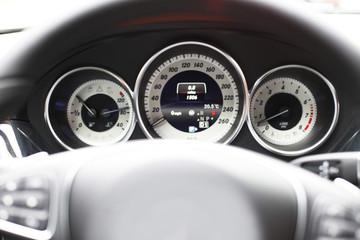 Cockpit eines Fahrzeugs