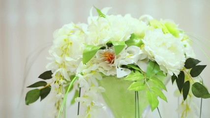 Large decorative bouquet