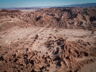 Valley Of The Moon Landscape