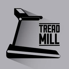 gym label design