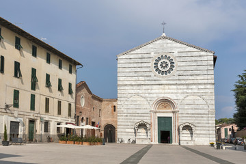 church of San Francesco, Lucca, Italy