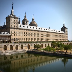 Spain - Escorial Palace