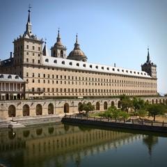 Spain - Escorial Palace