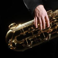 Saxophone baritone
