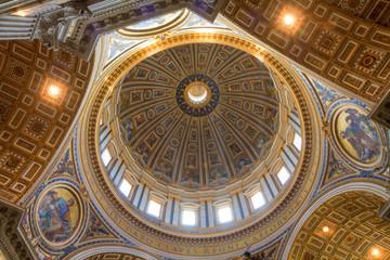 Kuppel des Petersdom