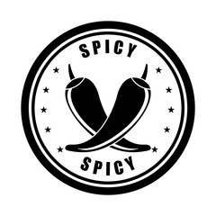 spicy seal design