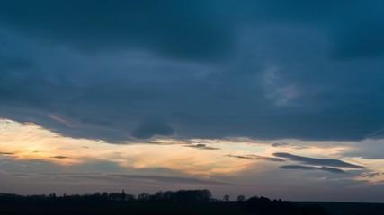 landscape time lapse
