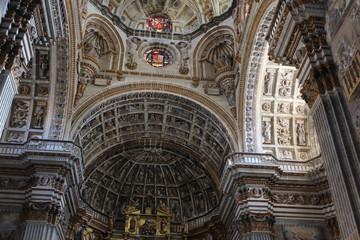 Art interior church details