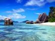 canvas print picture - Seychelles