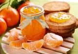 confettura biologica di mandarino clementina