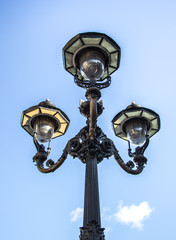 Street Light, London