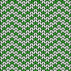 wool green and white color texture vector