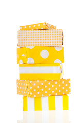 Yellow gifts