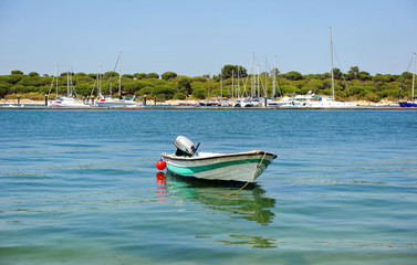 El Rompido, Huelva province, Andalusia, Spain
