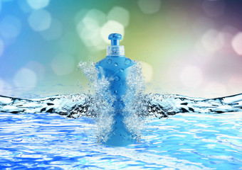 Splash Frasco