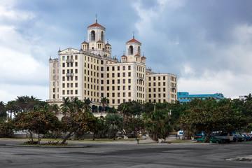 a Hotel National Cuba