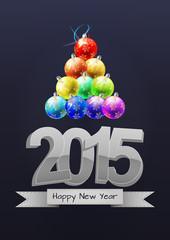 2015 xmas balls