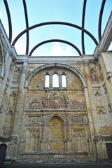 Arte del Renacimiento, iglesia San Francisco, Baeza, España