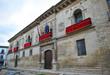 Ayuntamiento de Baeza, Andalucía, España